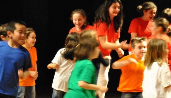 Corri Pinocchio, spettacolo del Teatro delle Albe - VIE Festival Modena 2014
